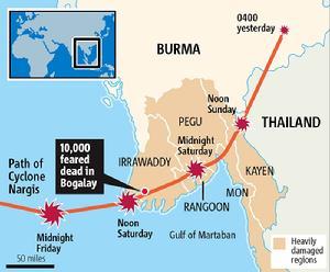 cyclone nargis case study a2